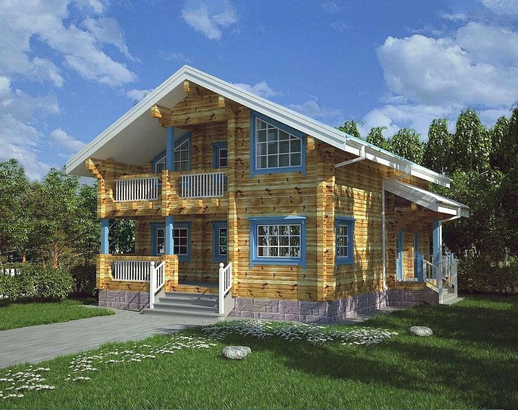 imagen de Casa de campo en 3d max vray