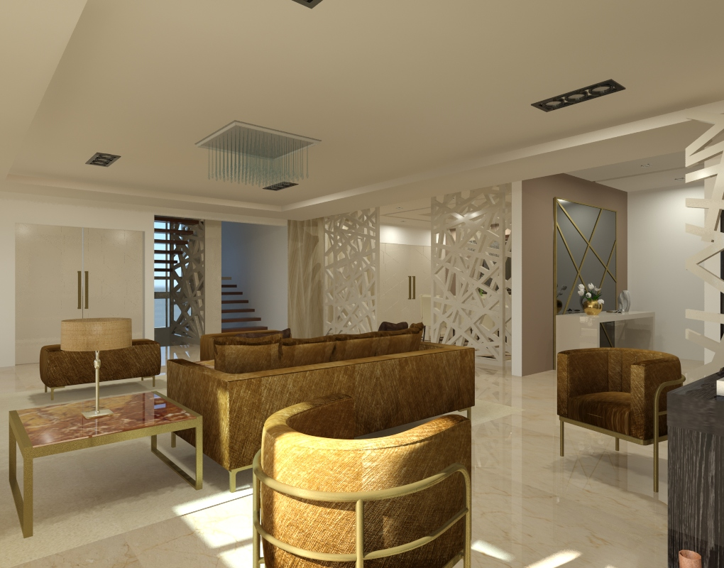 design in 3d max mental ray image
