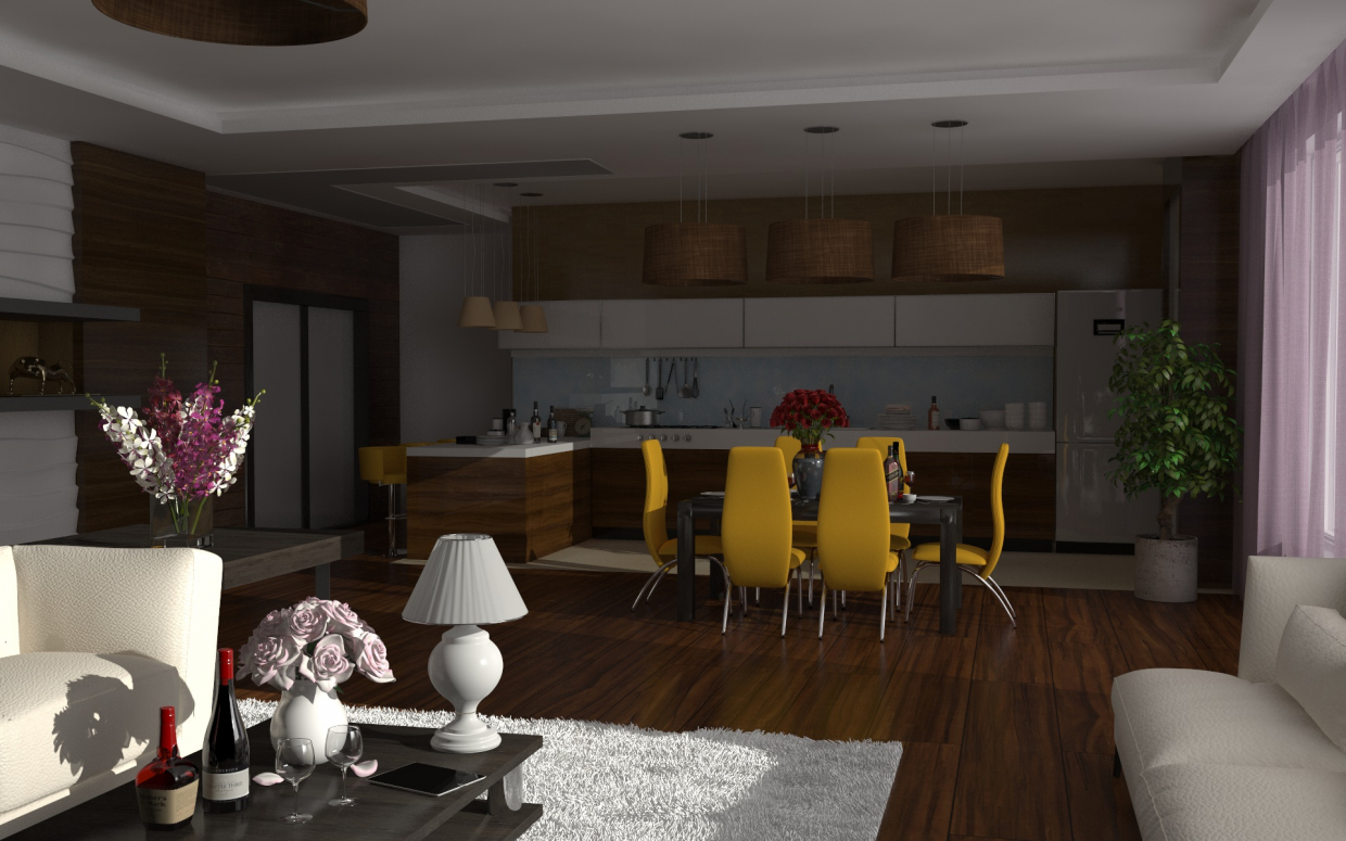 Cuisine Moderne Design Photos