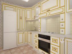 classic kitchen ...