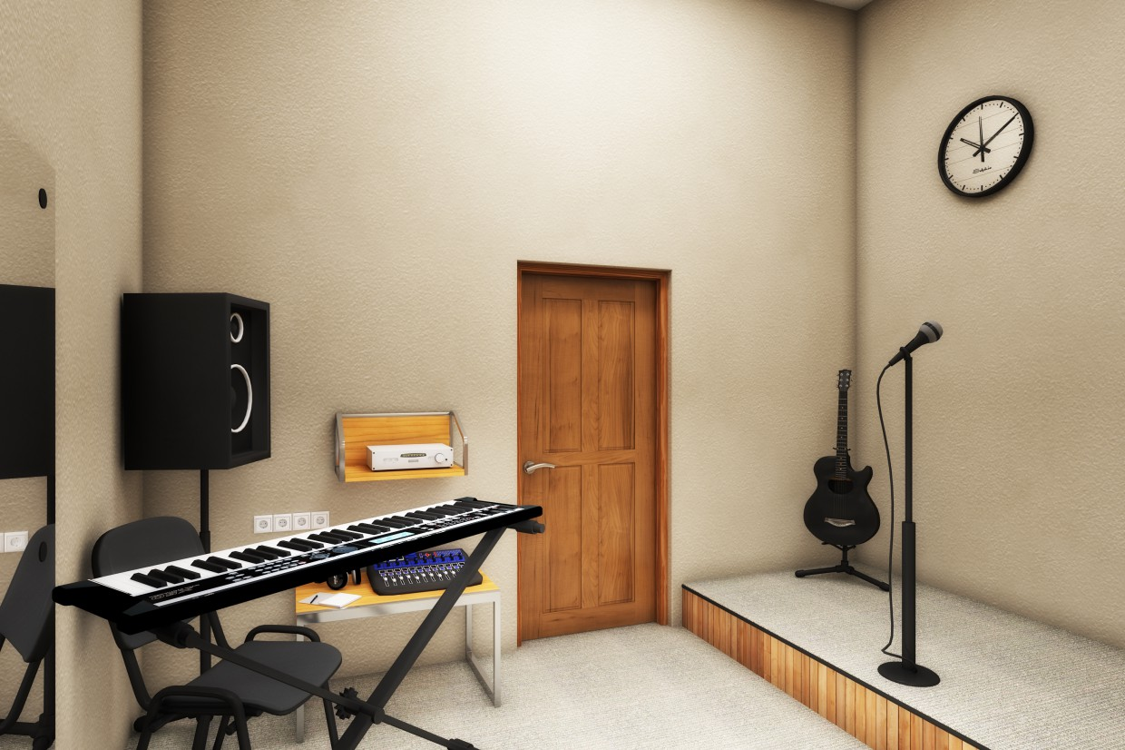 I want to sing :) in 3d max vray 2.5 image