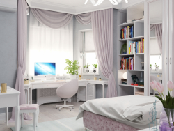 Yatak odası.