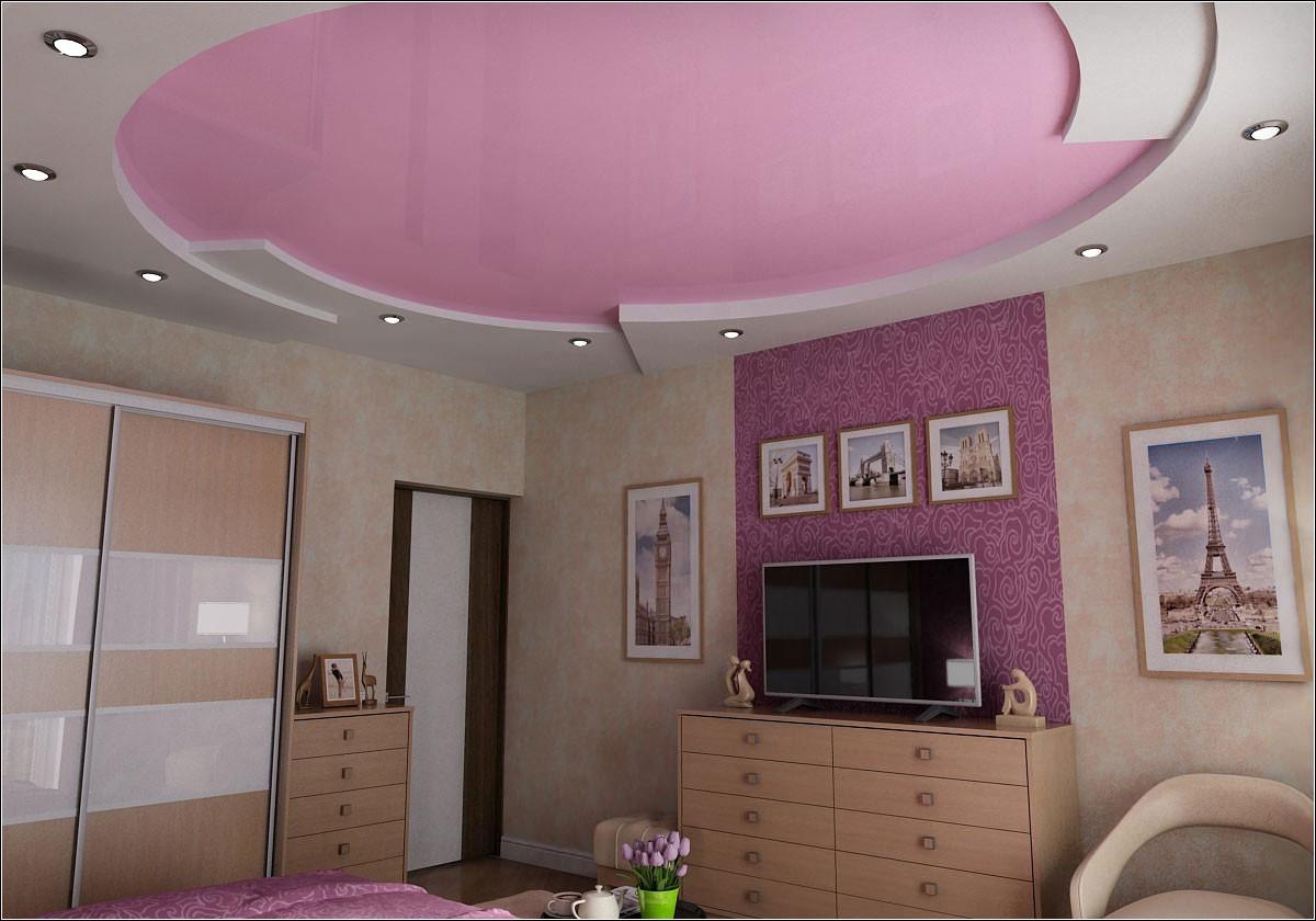 Дизайн интерьера гостевой спальни в Чернигове в 3d max vray 1.5 изображение