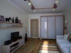 Una sala de
