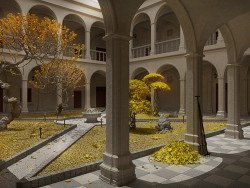 The Old Monastery... Seasons