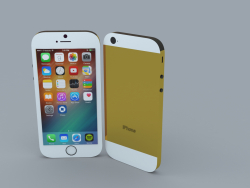 iPhone Gold Version