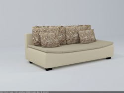 Sofa ALICE LUX 3DL
