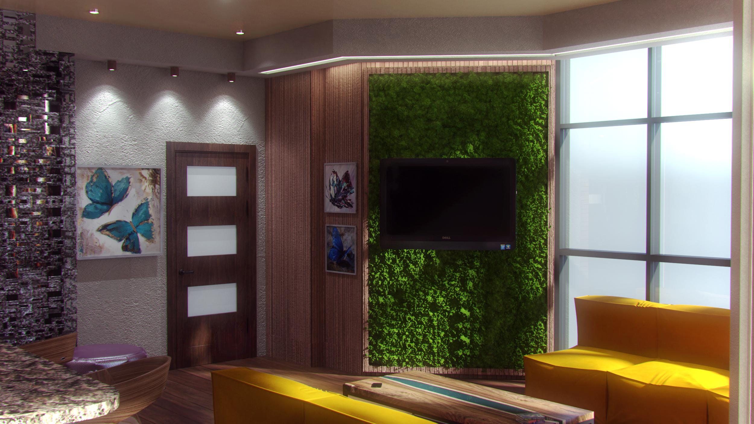 Interior in 3d max vray 3.0 image