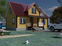render country-house