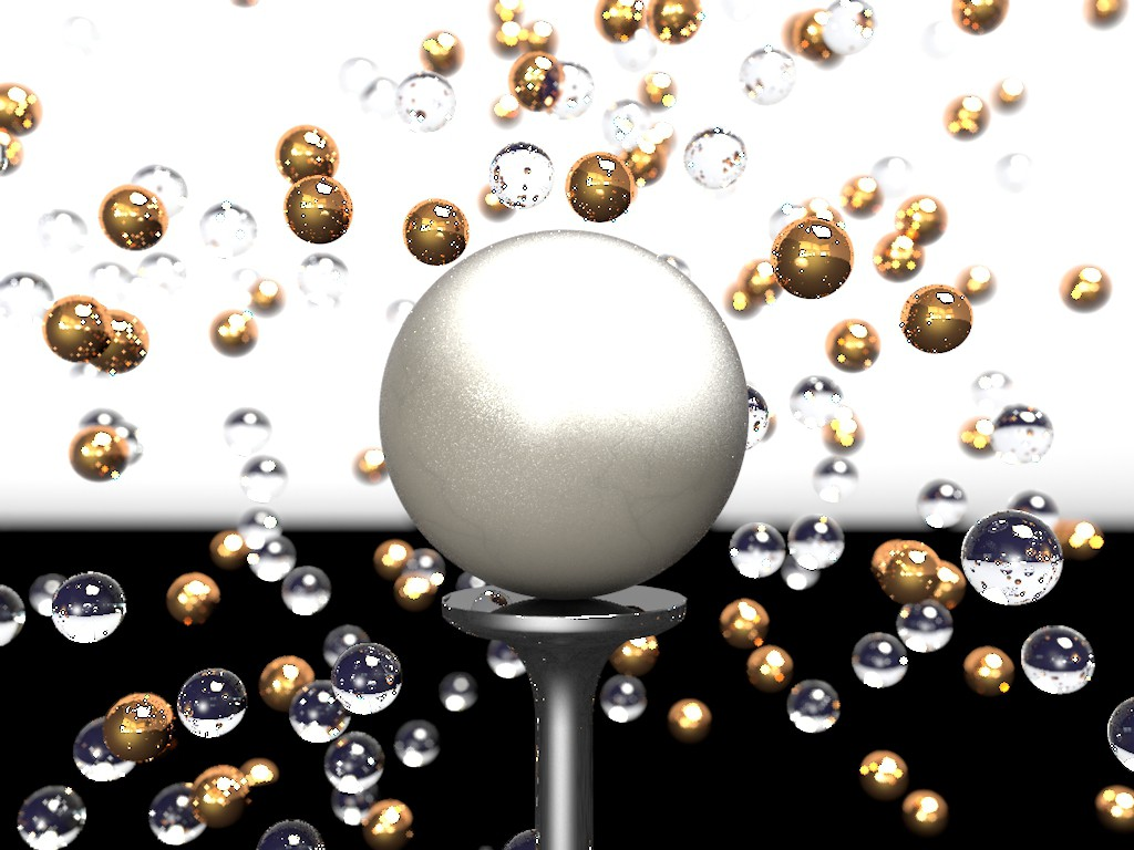 Sfera dell'osso. in Cinema 4d Other immagine