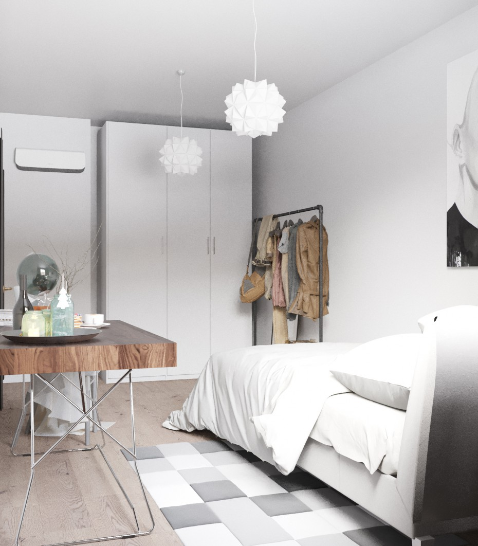 Ellion в 3d max corona render изображение