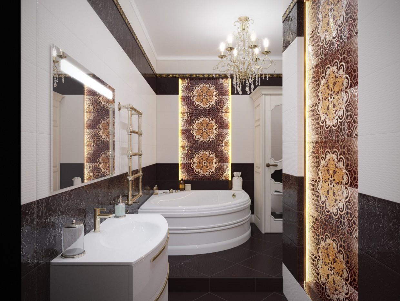 imagen de WC en 3d max corona render