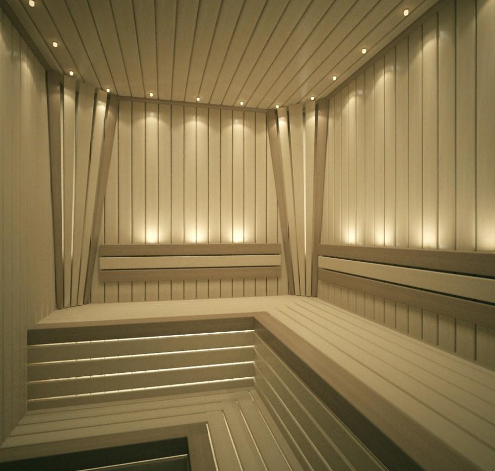 3d visualization sauna. Black Bedroom Furniture Sets. Home Design Ideas