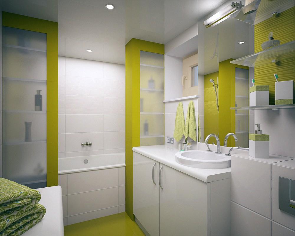 imagen de unidad de baño incluyendo el inodoro en 3d max vray