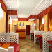 3d visualization of the project in the cafe 3d max, render vray of Аркан