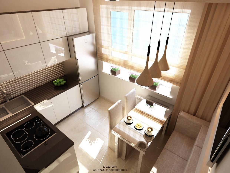 लघु रसोई 3d max vray में प्रस्तुत छवि