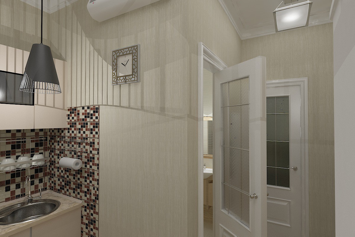 dacha in 3d max vray image