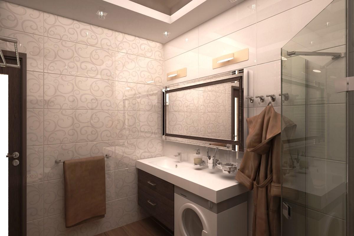 imagen de Cuarto de baño en 3d max vray