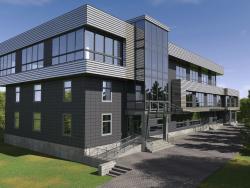 Ofis binası 1800 m2, Almatı