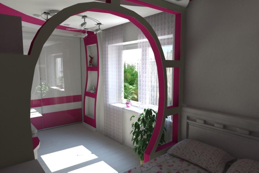imagen de  Mi dormitorio  en  3d max   vray