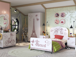 "Children's room ""Paris"""