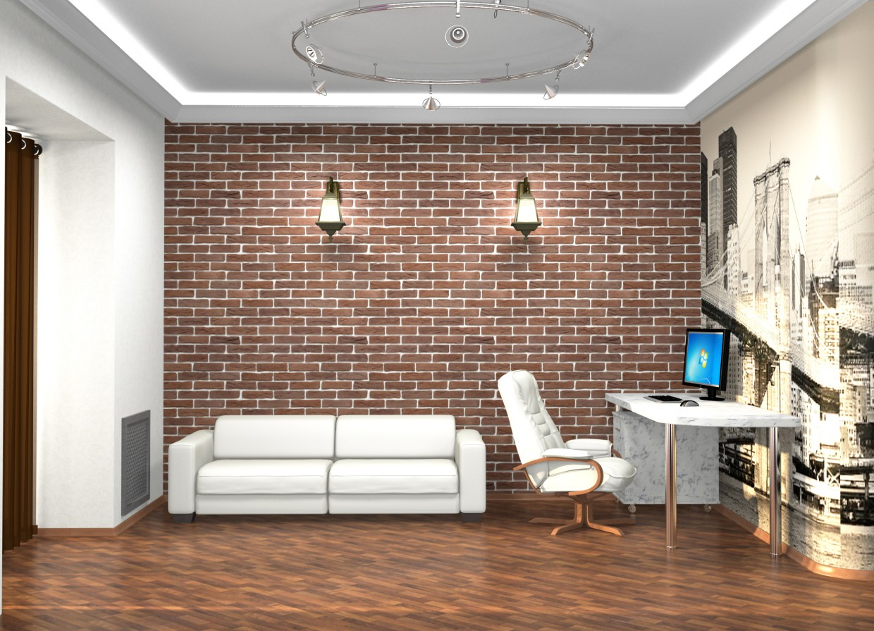 Room 1 in 3d max vray image
