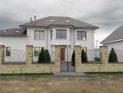 Casa en los suburbios de San Petersburgo
