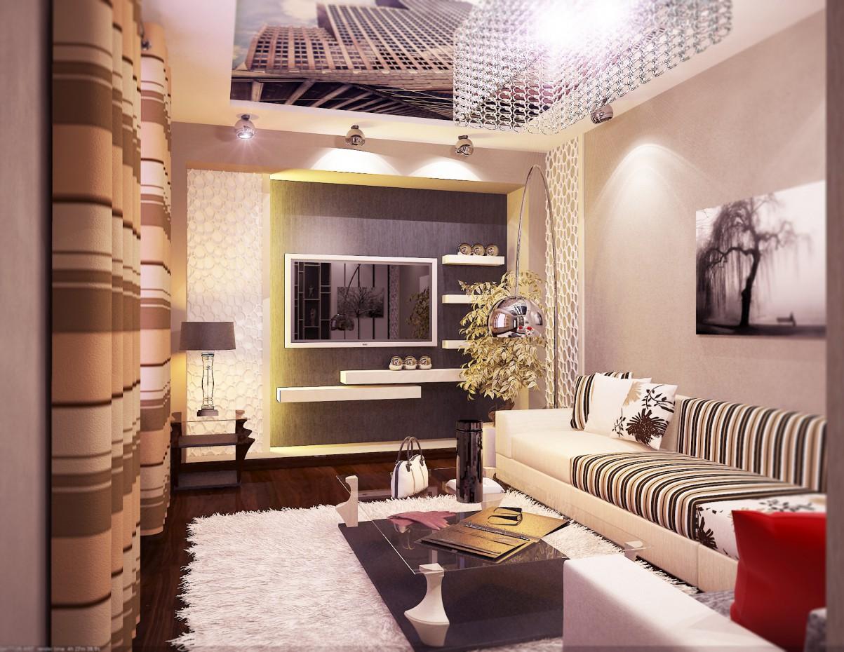Loundge room  in  3d max   vray  image