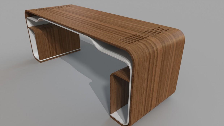 Мебель в 3d max vray изображение