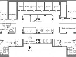 Projeto de design de áreas de recreação de um aeroporto. (Tese)