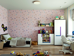 3D- Children's room visualization