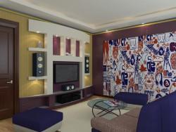 Design livingroom Lugansk