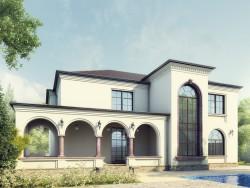 Villa in Baku. Mardakan.