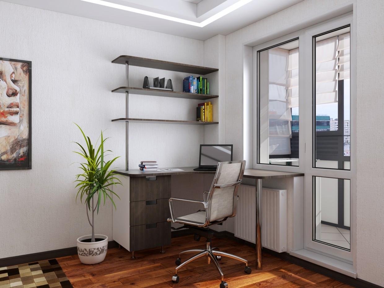 imagen de Habitación para una familia joven en 3d max vray 3.0