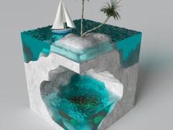 Isla extraña
