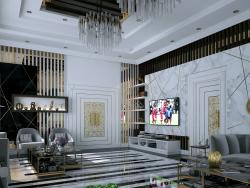 Modern living interiors