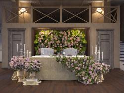 Свадебная инсталляция