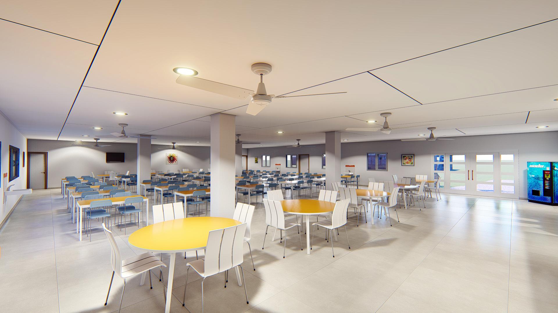 रेस्तरां इंटीरियर 3d max Other में प्रस्तुत छवि