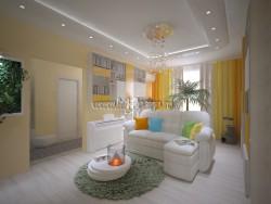 """Tematici interni per appartamenti con 3 camere """"Isola"""""""
