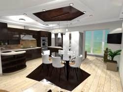 Квартира 2 этажа