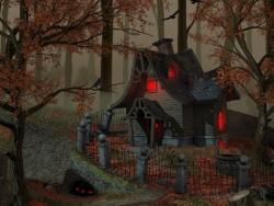 चुड़ैल हाउस
