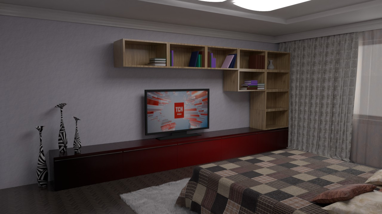 My works in Blender cycles render image