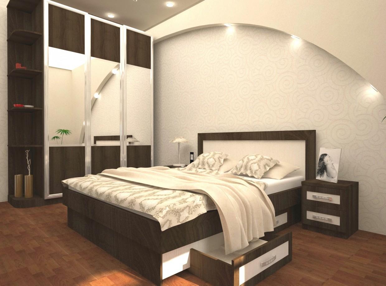 imagen de  El Interior de un apartamento  en  3d max   vray