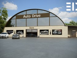 Autodealer center and service