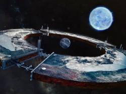 Planet building
