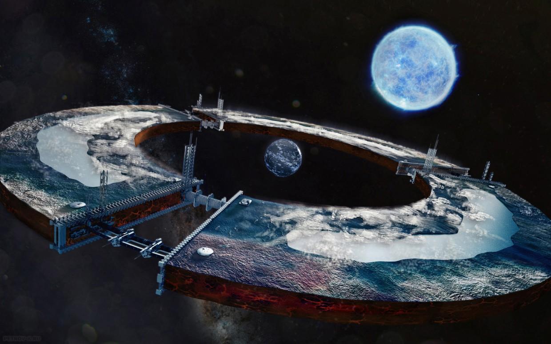 imagen de Creación de los planetas en 3d max vray 3.0