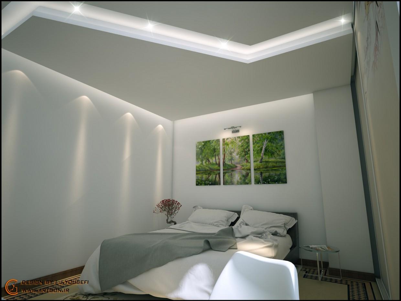 imagen de Diseño de dormitorio en 3d max vray
