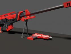 XCOM keskin nişancı tüfeği
