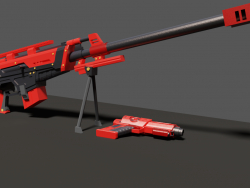 XCOM स्नाइपर राइफल