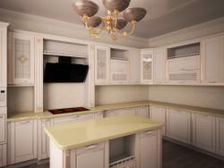 кухня класика